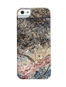 Rainbow Marble Photograph iPhone Case