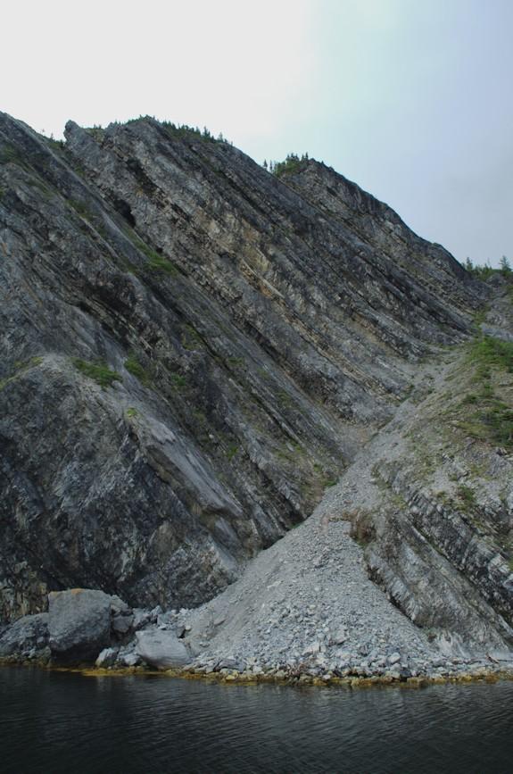 Shag Cliff